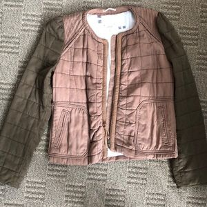 """Wilfred quilted """"Dauphine"""" Jacket"""
